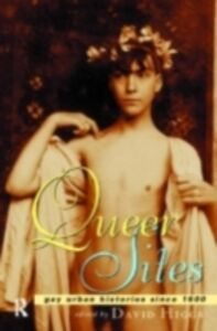 Ebook in inglese Queer Sites -, -