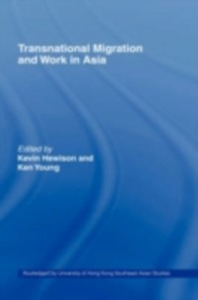 Ebook in inglese Transnational Migration and Work in Asia -, -