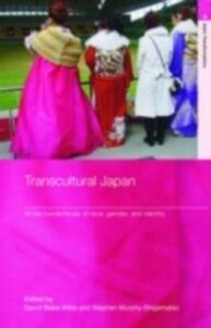 Foto Cover di Transcultural Japan, Ebook inglese di  edito da Taylor and Francis