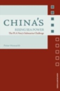 Ebook in inglese China's Rising Sea Power Howarth, Peter