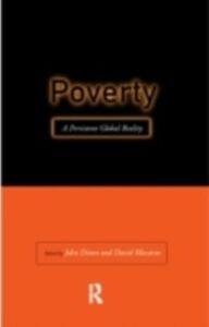 Foto Cover di Poverty, Ebook inglese di  edito da Taylor and Francis