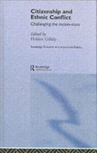 Foto Cover di Citizenship and Ethnic Conflict, Ebook inglese di  edito da Taylor and Francis