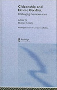 Ebook in inglese Citizenship and Ethnic Conflict -, -