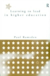 Ebook in inglese Learning to Lead in Higher Education -, -