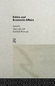 Ebook in inglese Ethics and Economic Affairs -, -