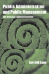 Foto Cover di Public Administration & Public Management, Ebook inglese di Jan-Erik Lane, edito da Taylor and Francis