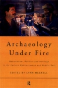 Ebook in inglese Archaeology Under Fire -, -