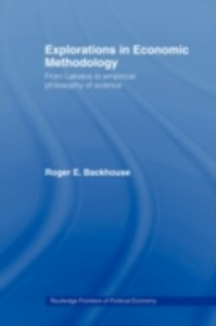 Ebook in inglese Explorations in Economic Methodology -, -