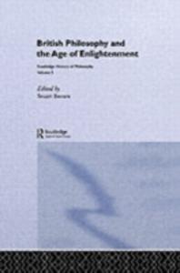 Ebook in inglese Routledge History of Philosophy Volume V -, -