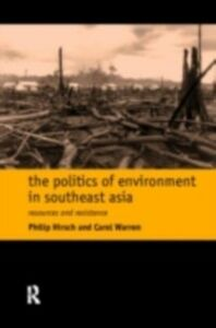 Ebook in inglese Politics of Environment in Southeast Asia -, -