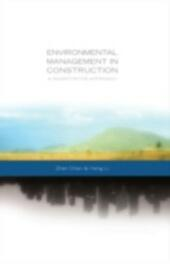 Environmental Management in Construction