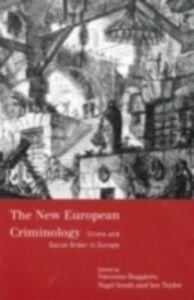 Ebook in inglese New European Criminology