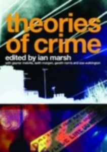 Ebook in inglese Theories of Crime -, -