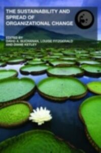 Ebook in inglese Sustainability and Spread of Organizational Change