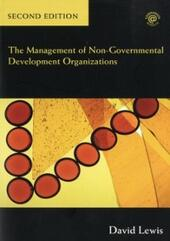 Management of Non-Governmental Development Organizations