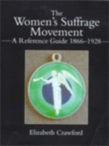 Ebook in inglese Women's Suffrage Movement Crawford, Elizabeth