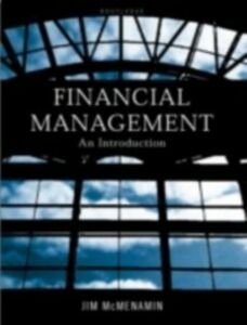 Ebook in inglese Financial Management McMenamin, Jim