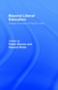 Ebook in inglese Beyond Liberal Education -, -