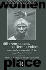 Ebook in inglese Different Places, Different Voices -, -