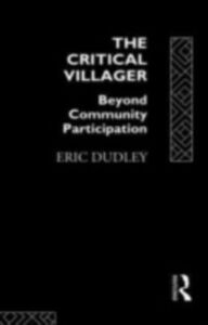 Ebook in inglese Critical Villager Dudley, Eric