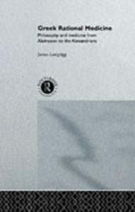Ebook in inglese Greek Rational Medicine Longrigg, James