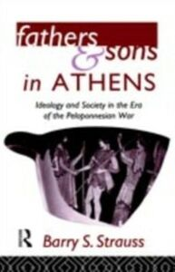 Ebook in inglese Fathers and Sons in Athens Strauss, Barry