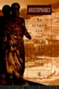Foto Cover di Aristophanes, Ebook inglese di Carlo Ferdinando Russo, edito da Taylor and Francis