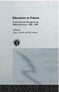Ebook in inglese Education in France -, -