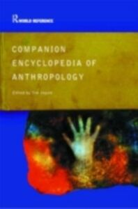 Ebook in inglese Companion Encyclopedia of Anthropology -, -
