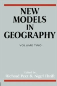 Ebook in inglese New Models in Geography -, -
