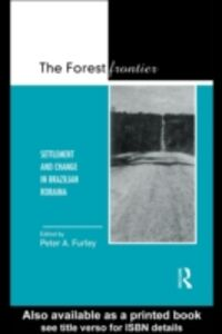 Ebook in inglese Forest Frontier -, -