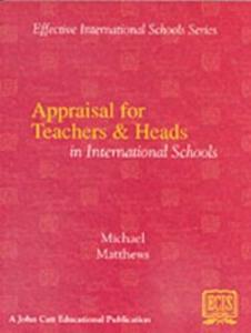 Ebook in inglese Appraising Teachers in Schools -, -