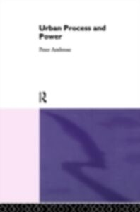 Ebook in inglese Urban Process and Power Ambrose, Peter