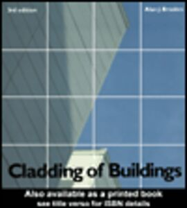Foto Cover di Cladding of Buildings, Ebook inglese di Alan J. Brookes, edito da