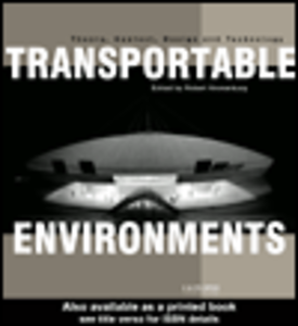Ebook in inglese Transportable Environments