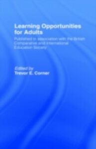 Foto Cover di Learning Opportunities for Adults, Ebook inglese di  edito da Taylor and Francis
