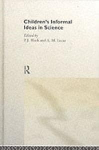 Ebook in inglese Children's Informal Ideas in Science -, -