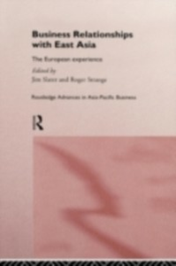 Ebook in inglese Business Relationships with East Asia -, -