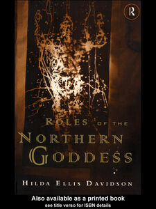 Ebook in inglese Roles of the Northern Goddess Davidson, Hilda Ellis