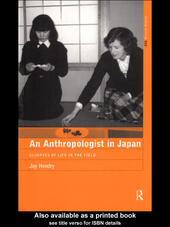 An Anthropologist in Japan