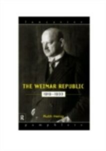 Ebook in inglese Weimar Republic 1919-1933 Henig, Ruth