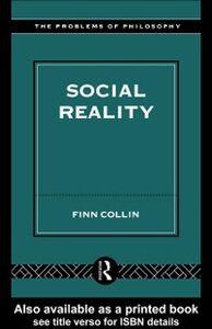 Ebook in inglese Social Reality Collin, Finn