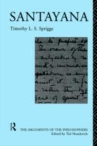 Ebook in inglese Santayana -, -