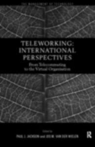 Foto Cover di Teleworking, Ebook inglese di  edito da Taylor and Francis