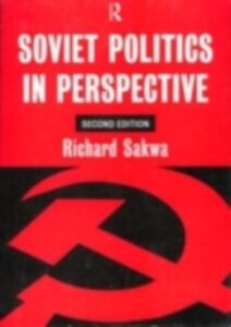 Ebook in inglese Soviet Politics Sakwa, Richard