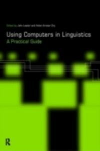 Ebook in inglese Using Computers in Linguistics -, -