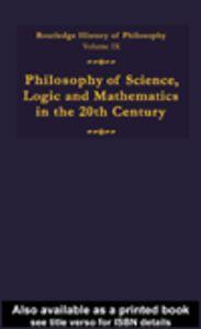 Ebook in inglese Routledge History of Philosophy Volume IX