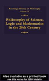 Routledge History of Philosophy Volume IX