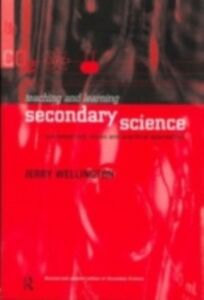 Foto Cover di Science Learning, Science Teaching, Ebook inglese di Gren Ireson,Jerry Wellington, edito da Taylor and Francis