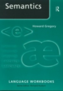 Ebook in inglese Semantics Gregory, Howard